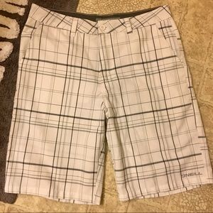 O'NEILL Flat Front Casual Shorts